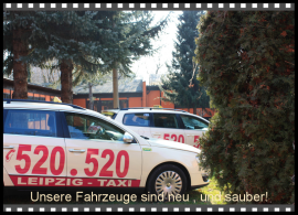 taxi in leipzig
