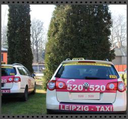 Leipzig-Taxi 520520  bringt Sie sicher ans Ziel in Leipzig und Umgebung!